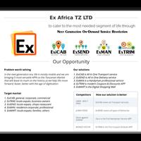 EX-AFRICA TANZANIA LIMITED