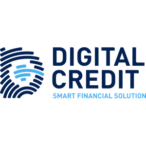 Digital credit LLC logo