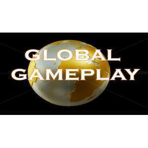 Global GamePlay BW logo