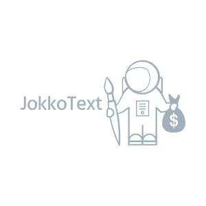 JokkoText logo