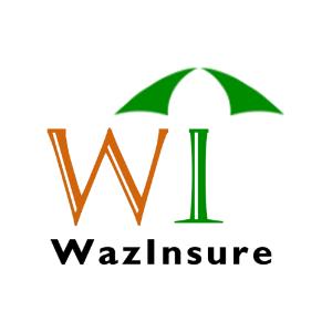 WazInsure logo