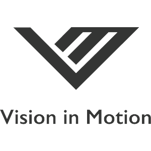 Vision in Motion logo