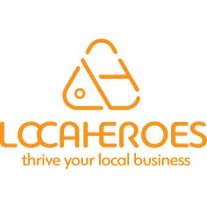 LocaHeroes logo
