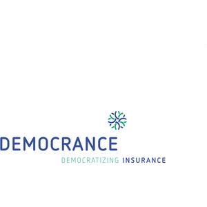 Democrance logo