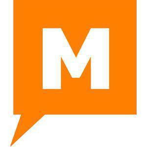 Mensajea logo
