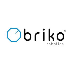 briko robotics logo