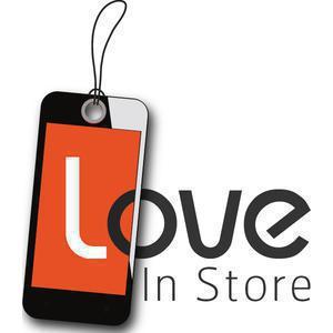 Love In Store logo