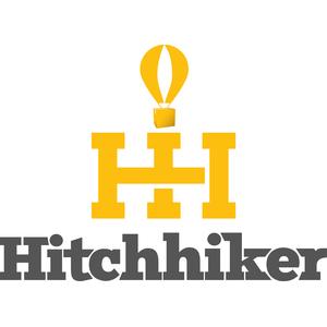 Hitchhiker logo
