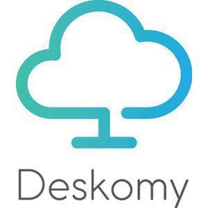 Deskomy logo