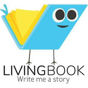 Living Book logo