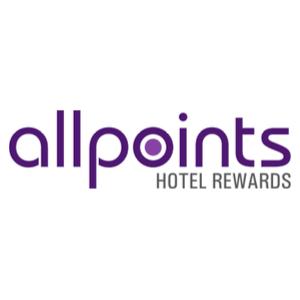 Allpoints Hotel Rewards logo
