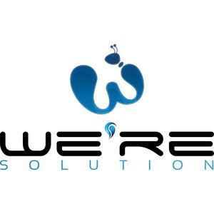 WE'RE SOLUTION logo
