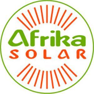 AFRIKA SOLAR logo