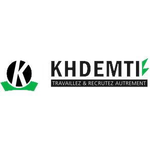 Khdemti.com logo