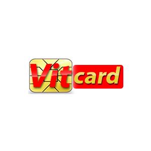 Vitcard logo