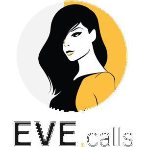 EVE.calls logo
