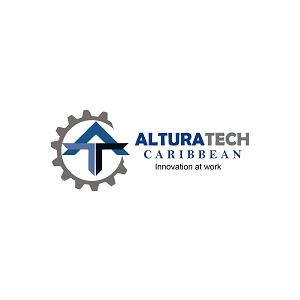 Altura Tech Caribbean logo