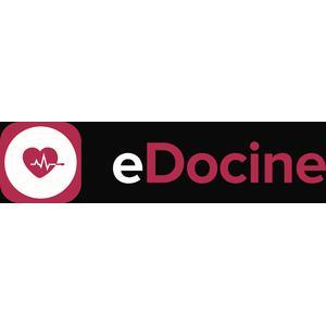 eDocine logo
