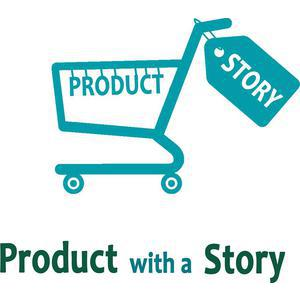 Product with Story logo