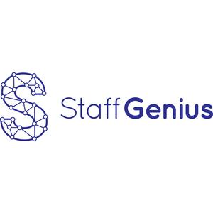Staff Genius logo