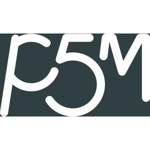 P5M logo