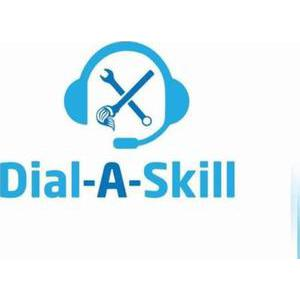 Dial-a-skill  logo