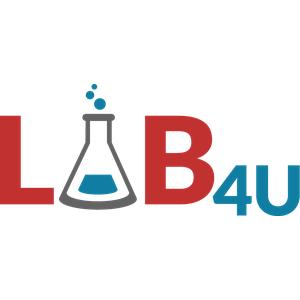 Lab4U logo
