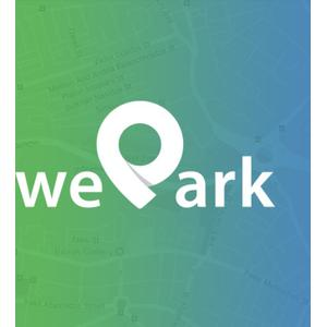 wePark - Connecting Drivers for Parking logo