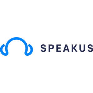 SPEAKUS logo