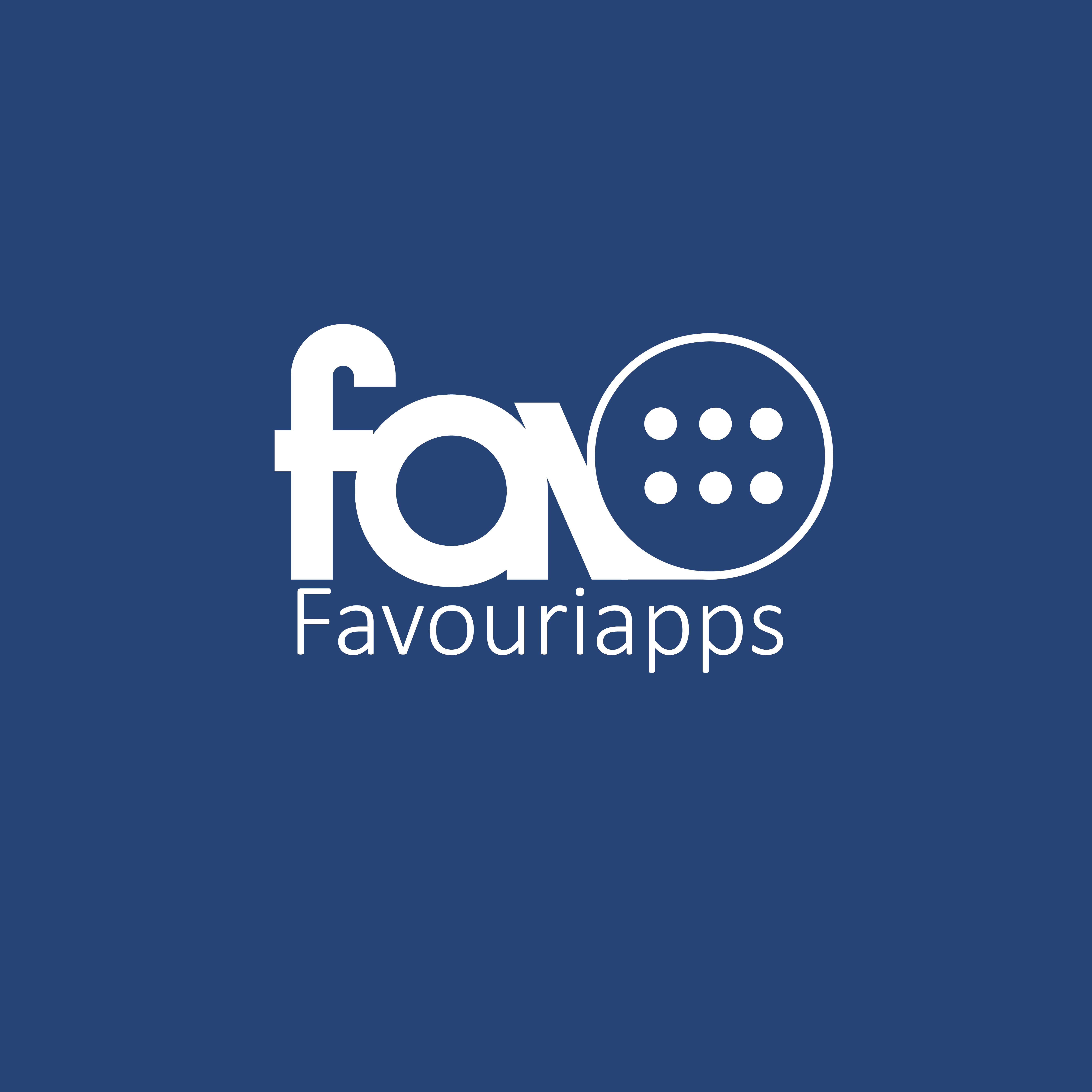Favouriapps logo