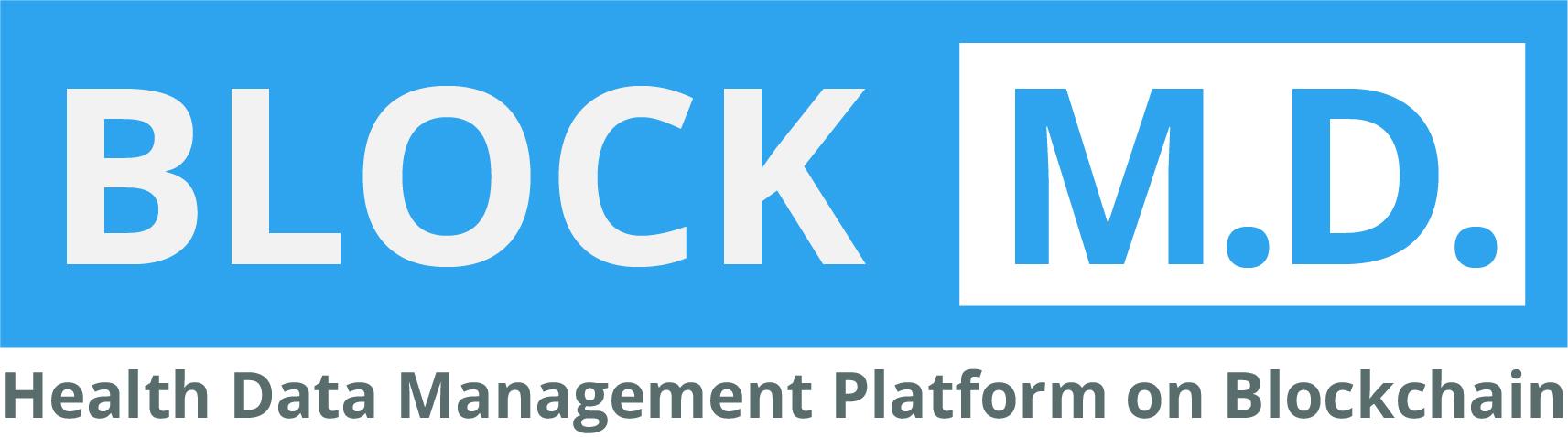 BLOCK M.D. logo