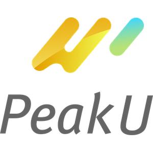 PeakU logo