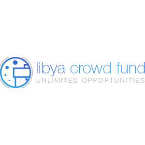Libya Crowdfunder logo