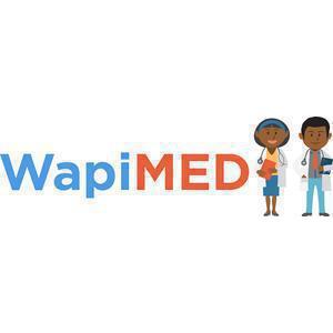 WapiMED sarl logo