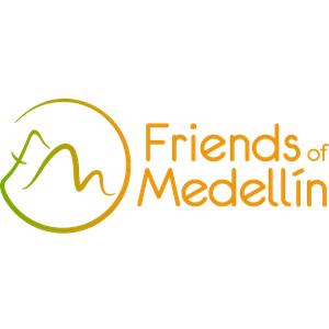 Friends of Medellín logo