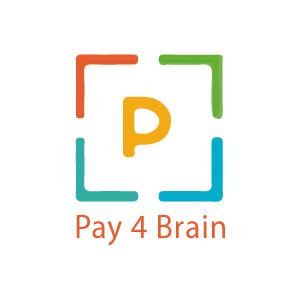 Pay 4 Brain  logo
