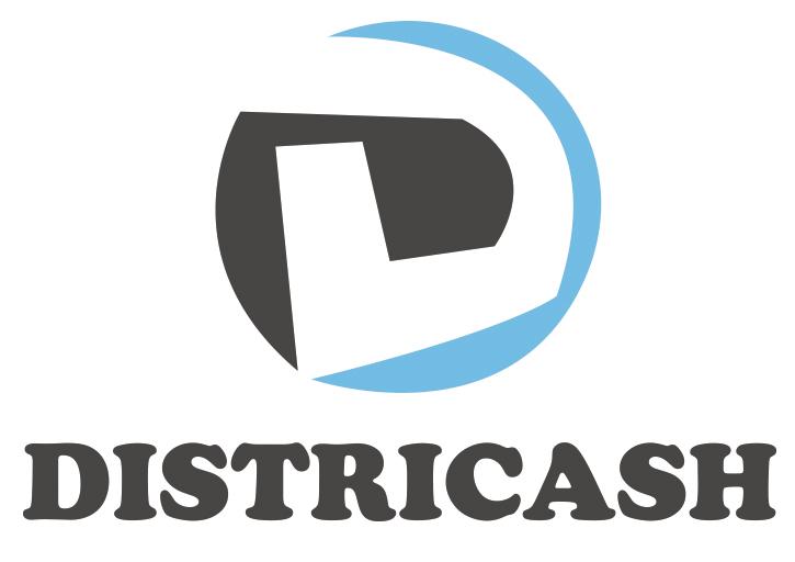 DISTRICASH logo