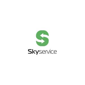 SkyService POS logo