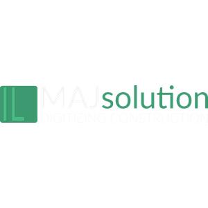 MAJ Solution logo