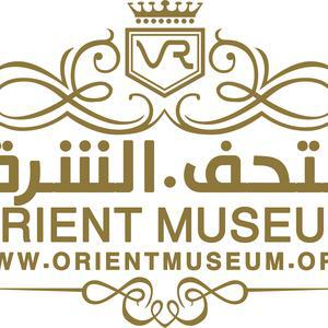 Orient Museum logo