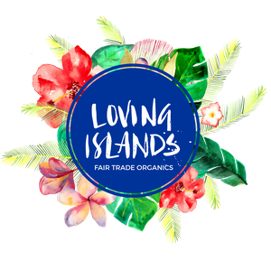 Loving Islands logo
