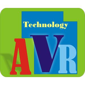 A-VR TECHNOLOGY  logo