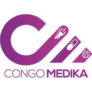 Congo medika  logo