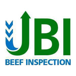 UBI Beef Inspection logo