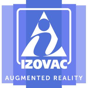 IZOVAC AR logo