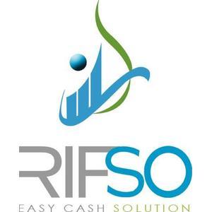 Research innovation finance solution - RIFSO logo