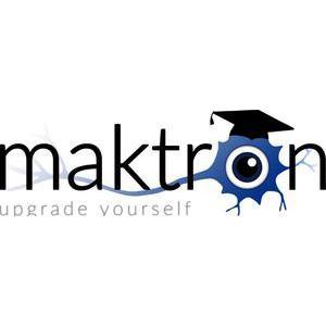 Maktron logo
