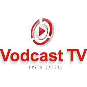 Vodcast TV  logo