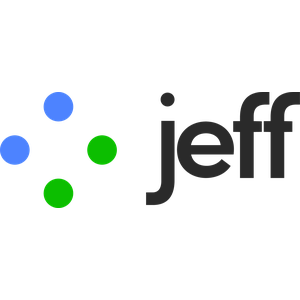 Jeff App logo