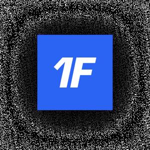 1Fit logo